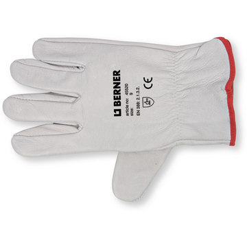 Working glove Nappaleather, size 8